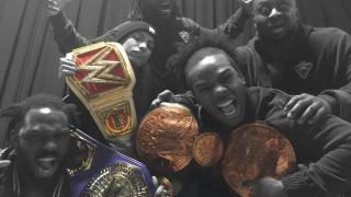 Kofi Kingston Responds To Backlash Over 'Black Excellence' Photo