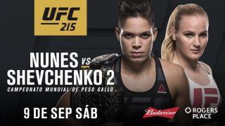 UFC 215 Results: Amanda Nunes - Valentina Shevchenko Headline, RDA Faces Neil Magny & Henry Cejudo Shows Off His Striking