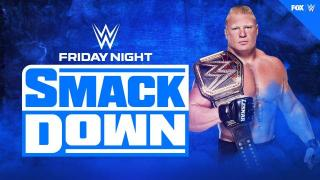 Brock Lesnar Announced For 11/1 SmackDown