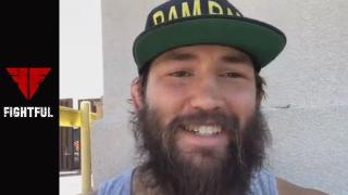 Bryan Barberena Talks Jake Ellenberger, Injuries & Pro-Wrestling