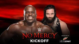 NXT Takeover Dallas Rematch Booked For WWE No Mercy Kickoff Show