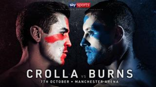 Anthony Crolla vs. Ricky Burns Results: Exciting Main Event Goes The Distance
