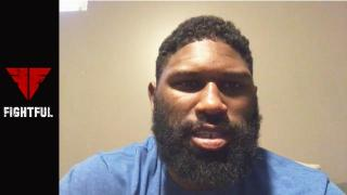 UFC Beijing's Curtis Blaydes Talks Francis Ngannou Rematch, Fatherhood & Training With Alistar Overeem