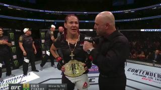 Cris 'Cyborg' Delivering Numbers Outside the Octagon for UFC