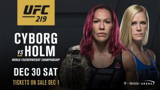 Holy Smokes MMA UFC 219 Preview Extravaganza!: Pros Picks, Interviews With Fighters, More