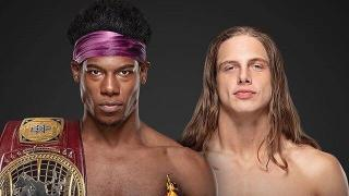Velveteen Dream And Matt Riddle Call Each Other 'Ho' Ahead Of Their NXT TakeOver: New York Match