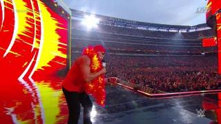 Hulk Hogan Appears At WrestleMania 35, Screws Up Name Of The Stadium Both Intentionally And Unintentionally