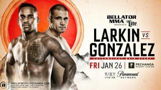 Bellator 193 Results: Lorenz Larkin Picks Up Win, Friends Do Battle, More