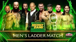 Ali, Finn Balor, Andrade, & Randy Orton Added To Men's Money In The Bank Ladder Match, Updated Card