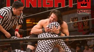 Lucha Underground Results 6/21 Cueto Cup Continues with Marty the Moth, Fenix and More!