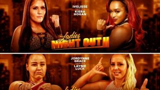 'Ladies Night Out II' Results (5/19/18): Kiera Hogan In Action, 'ROW Diamonds Division Championship' Match, More