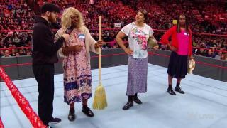 Sami Zayn Brings Bobby Lashley's 'Sisters' To RAW