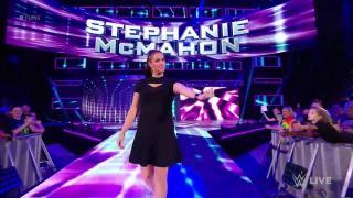 Stephanie McMahon Returns To RAW
