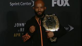 Demetrious Johnson and The Great GOAT Debate