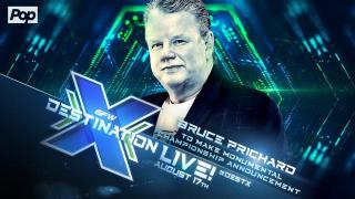 GFW Says They Will Address Their Title Vacancy At Destination X With 'Monumental Announcement'