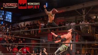 Lucha Underground Results 7/19 More Second Round Cueto Cup!