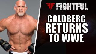 Goldberg And Brock Lesnar Set For WWE's Saudi Arabia Show In June
