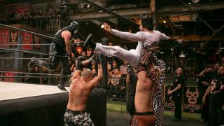 Lucha Underground Results 9/20 Pentagon Dark, Melissa Santos in Action and More!