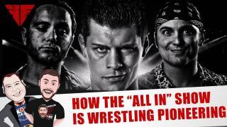 Fightful Wrestling's The List & Ya Boy #85: All In, Matt Riddle, Tama Tonga, John Cena