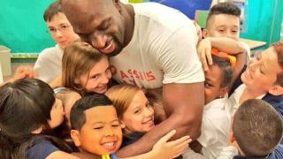 Fight Size Update: Titus O'Neil Planning On Opening A School, Brian Cage Issues A Challenge To Bullet Club, Rusev Trolling, More