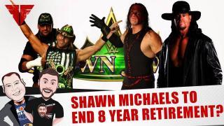 Fightful Wrestling's The List & Ya Boy #91: HBK Unretiring, Brock Lesnar, Ronda Rousey, Impact -WWE