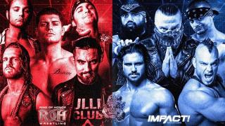 Team Bullet Club Vs. Team IMPACT Elimination Match Announced For The Chris Jericho Cruise