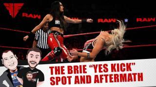 Fightful Wrestling's The List & Ya Boy #92: Brie Bella Kick Controversy, MILWAUKEE, Hogan, More