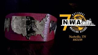 Willie Mack Defeats Samuel Shaw In The Finals Of The NWA National Heavyweight Championship Tournament