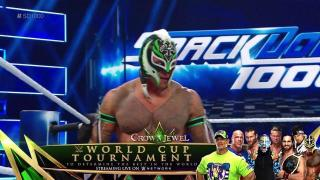 Rey Mysterio And The Miz Qualify For WWE World Cup