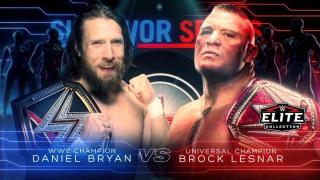 Daniel Bryan Becomes WWE Champion On SmackDown Live; Now Facing Brock Lesnar At WWE Survivor Series