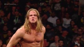 Matt Riddle Defeats Kassius Ohno In Mere Seconds At NXT TakeOver: War Games II