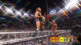 NXT TakeOver: War Games II Match Times