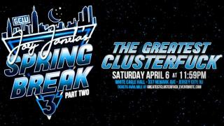 Joey Janela's Spring Break III To Be A Two-Part Event