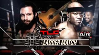 Elias vs. Bobby Lashley Changed To A Ladder Match At WWE TLC, Updated Card