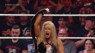 Toni Storm Dethrones Rhea Ripley To Win NXT UK Women's Championship At TakeOver: Blackpool