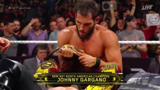 Johnny Gargano Ends Ricochet's Reign As NXT North American Champion At NXT TakeOver: Phoenix