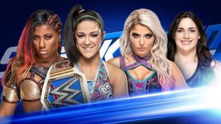 Bayley & Ember Moon vs. Alexa Bliss & Nikki Cross Added To WWE SmackDown Live