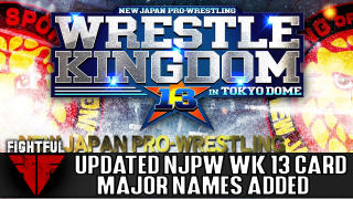 Cody vs. Juice Robinson For U.S. Heavyweight Title, Young Bucks Added To Wrestle Kingdom 13 IWGP Tag Titles Match