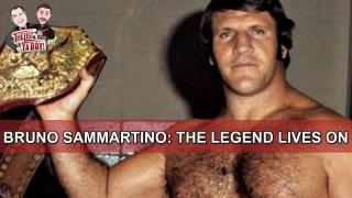 The List & Ya Boy Wrestling Podcast #68: Bruno Sammartino, Superstar Shakeup, Nicholas, WWE, More
