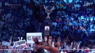 The OC Win Tag Team World Cup, Crowned Best Tag Team In The World At WWE Crown Jewel