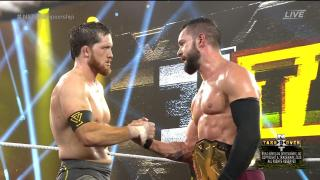 Injury Updates On Kyle O'Reilly And Finn Balor Following NXT TakeOver 31