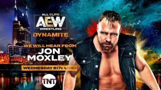 Jon Moxley Set To Speak On 11/13 AEW Dynamite