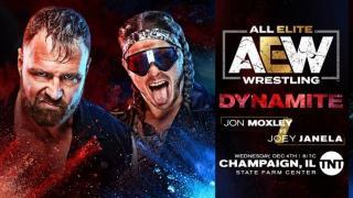 Jon Moxley vs. Joey Janela Set for 12/4 AEW Dynamite
