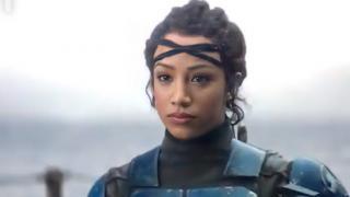 Sasha Banks Stars In Chapter 11 Of Star Wars: The Mandalorian