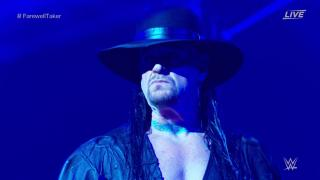 The Undertaker Gives His Final Farewell At WWE Survivor Series