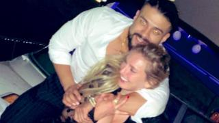 Charlotte Flair and Andrade Announce Engagement