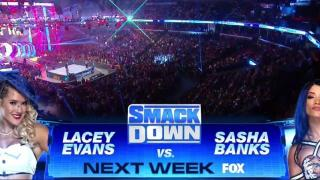 Lacey Evans Set To Face Sasha Banks On 1/10 Episode Of WWE SmackDown
