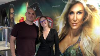 Cain Velasquez Shares Photo Of Himself And Ronda Rousey At WWE HQ