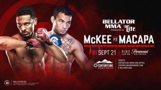 Bellator 205: McKee vs. Teixeira