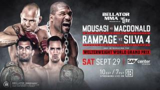 Bellator 206: Mousasi vs. MacDonald